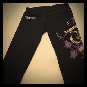 leggings Capri ed hardy limited edition tattoo